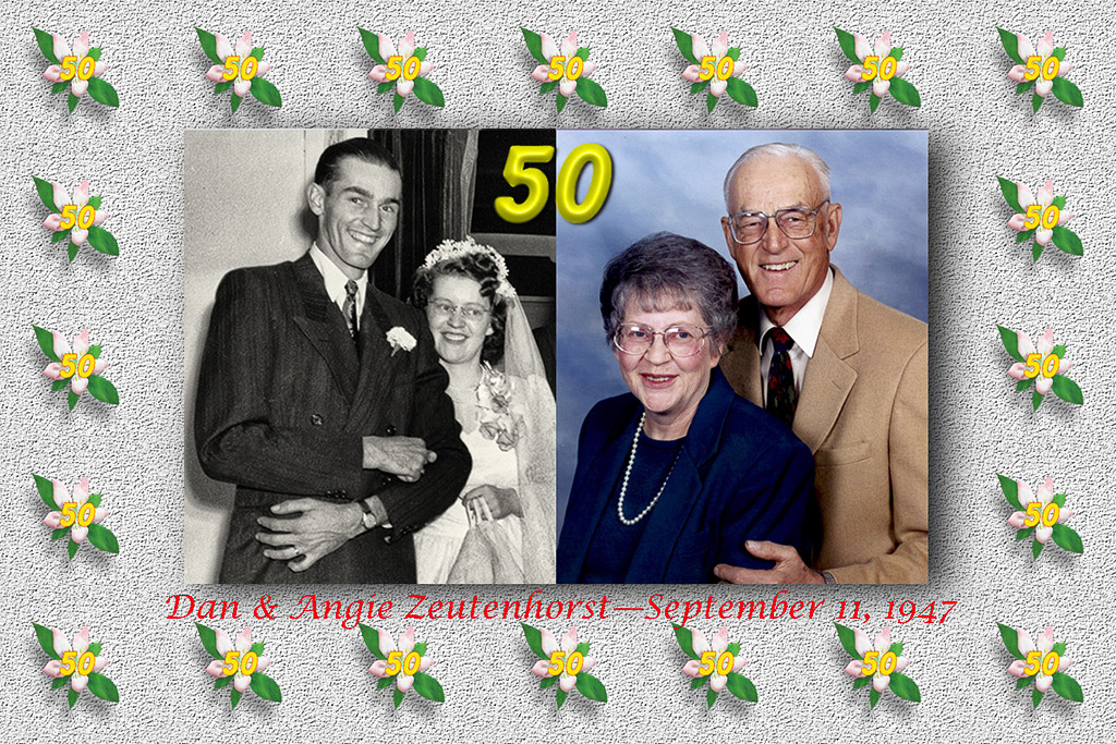 1997-09-11 Celebrating Dan and Angie's  50th Wedding Anniversary