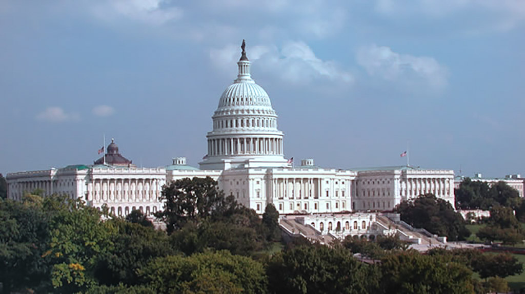 2001-09-21 U.S. Capitol. West front, facing the National Mall