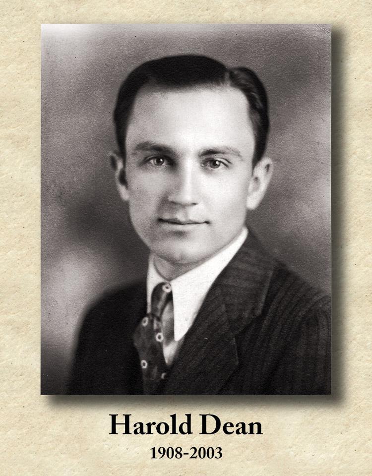 2003-01-16 In Memoriam Great-Uncle Harold