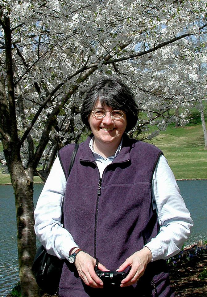 2003-03-19 Happy Birthday, Catherine! Meadowlark Botanical Gardens, Vienna, Virginia