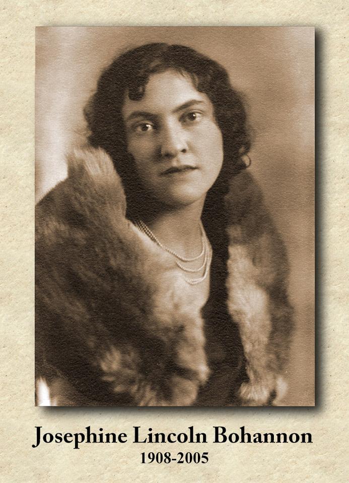 2005-01-25 In Memoriam Grandmother Bohannon. Retro: 1924