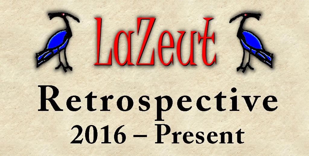LaZeut Retro II